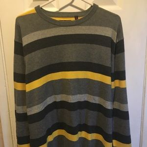 Vans Striped Sweater